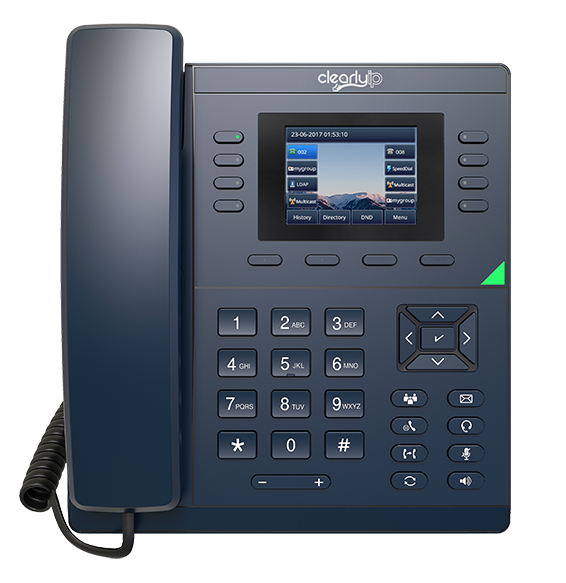 CIP250 IP Phones - dealerships