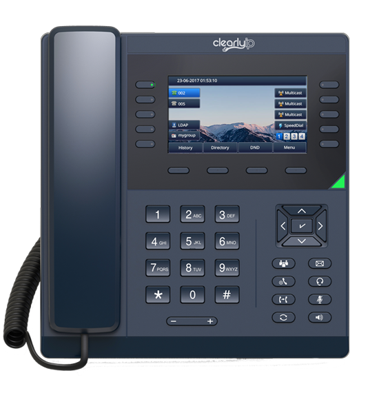 ClearlyIP CIP270 IP Phones - dealerships
