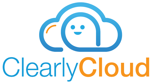 Clearly Cloud logo